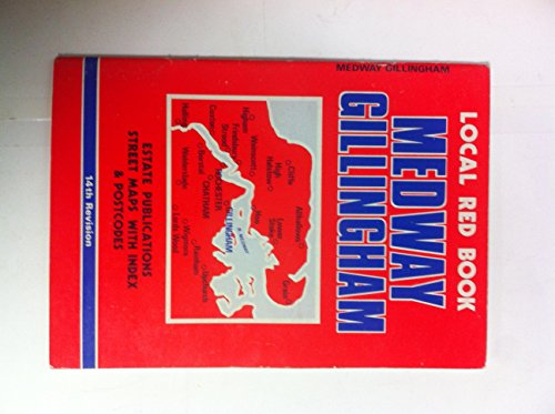 9780860846703: Medway, Gillingham (Local Red Book)