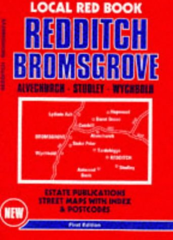 9780860848554: Redditch and Bromsgrove (Local Red Book)