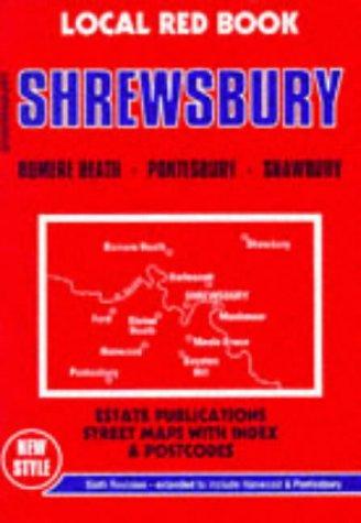 9780860848646: Shrewsbury (Local Red Book)