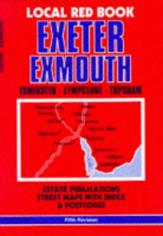 9780860848752: Exeter and Exmouth (Local Red Book)