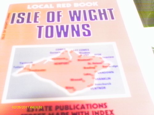 9780860848950: Isle of Wight Towns (Local Red Book)