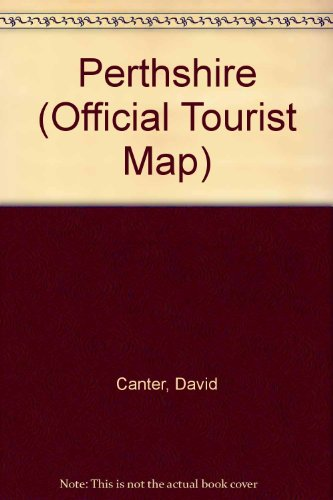 Perthshire (Official Tourist Map) (0860848981) by Canter, David