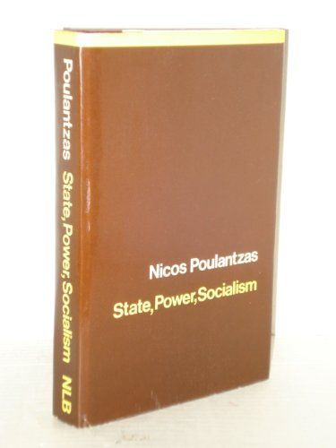 9780860910138: State, Power, Socialism