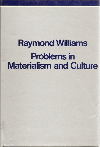 9780860910282: Problems in Materialism and Culture