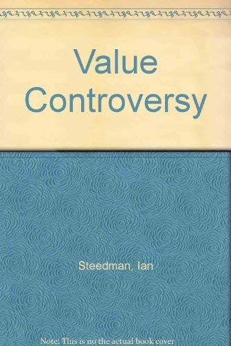 9780860910404: Value Controversy