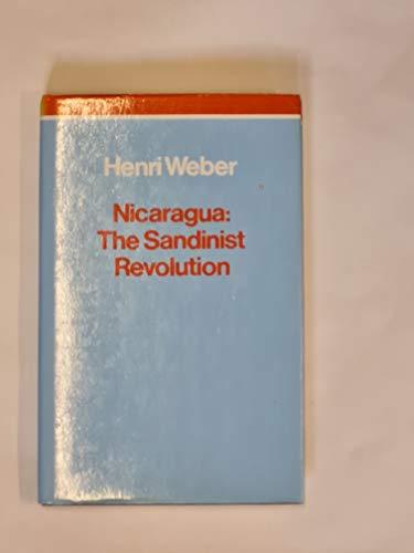 9780860910442: Nicaragua: Sandinist Revolution