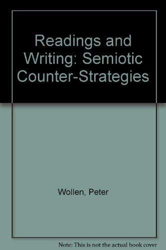 9780860910558: Readings and Writings: Semiotic Counterstrategies
