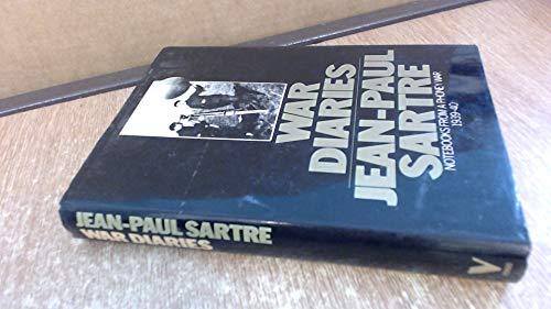 9780860910879: The War Diaries: Notebooks from a Phoney War, 1939-40