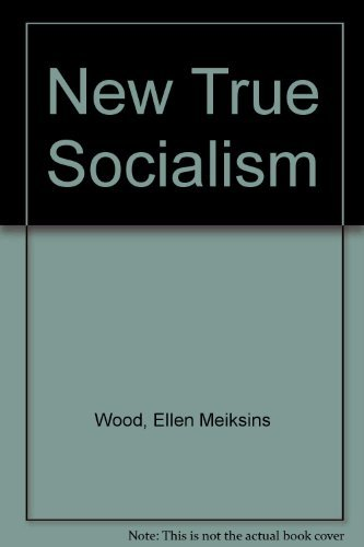9780860911289: New True Socialism