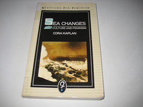 9780860911517: Sea Changes: Culture and Feminism (Questions for Feminism S.)