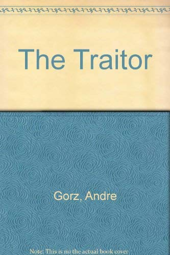 9780860912286: The Traitor (English and French Edition)