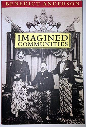 9780860913290: Imagined Communities: Reflections on the Origin and Spread of Nationalism