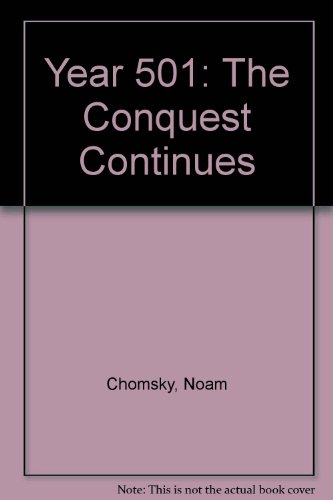 9780860914068: Year 501: The Conquest Continues