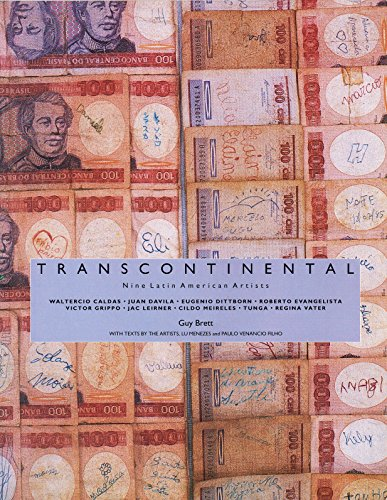 TRANSCONTINENTAL: AN INVESTIGATION OF REALITY: NINE LATIN: Brett, Guy