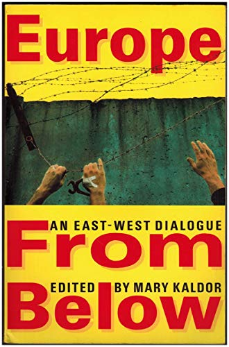 Europe from Below: An East-West Dialogue