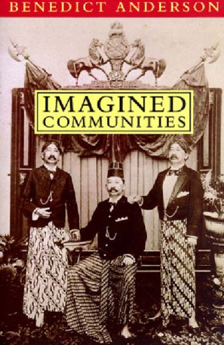 9780860915461: Imagined Communities: Reflections on the Origin and Spread of Nationalism