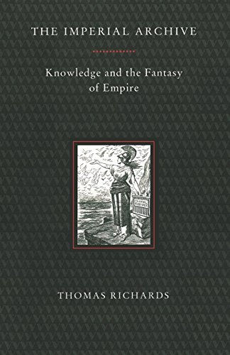 9780860916055: Imperial Archive: Knowledge and the Fantasy of Empire: Knowledge and Fantasy of Empire