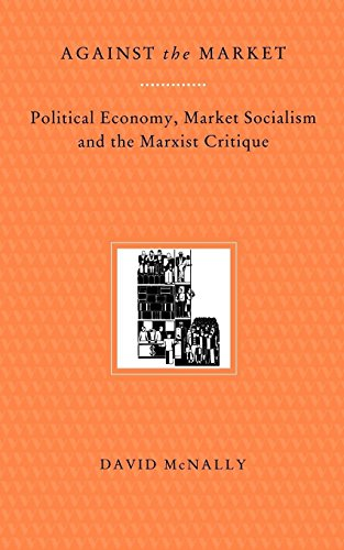 9780860916062: Against the Market: Political Economy, Market Socialism and the Marxist Critique