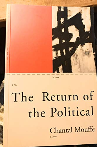 9780860916512: The Return of the Political (Phronesis)