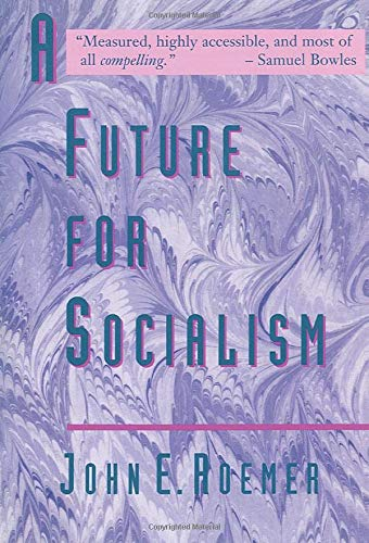 9780860916536: Future for Socialism, A