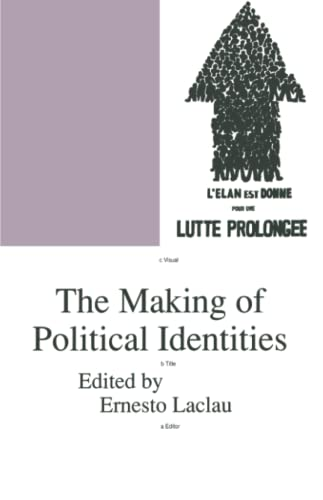 9780860916635: The Making of Political Identities (Phronesis S.)