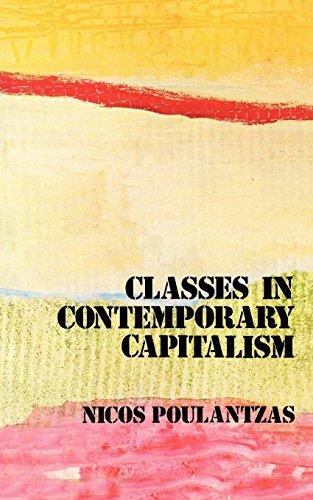 Classes in Contemporary Capitalism: Nicos Poulantzas