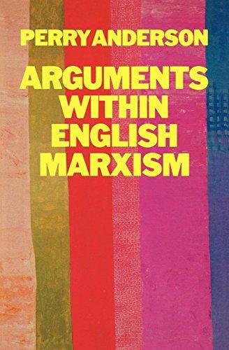 9780860917274: Arguments within English Marxism