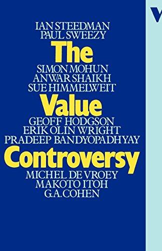 9780860917380: The Value Controversy