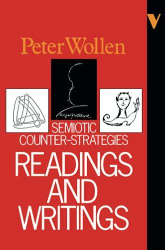 9780860917557: Readings and Writings: Semiotic Counter-Strategies