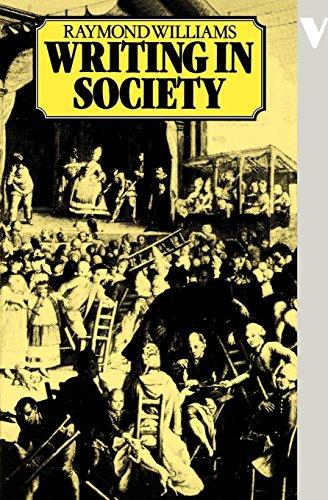 9780860917724: Writing in Society (Verso Modern Classics)
