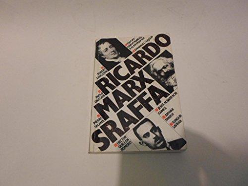 9780860917786: Ricardo, Marx, Sraffa: The Langston Memorial Volume