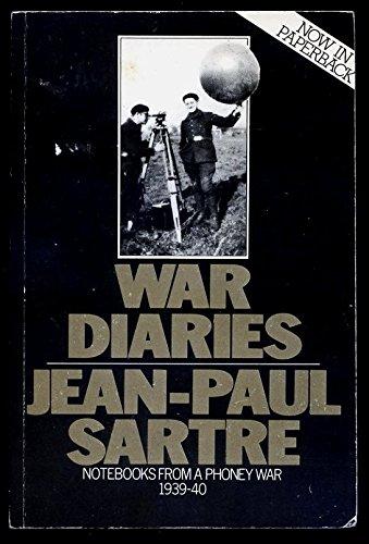 9780860918271: The War Diaries: Notebooks from a Phoney War, 1939-40
