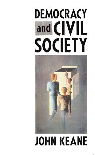 9780860919179: Democracy and Civil Society