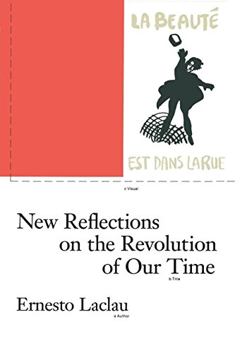 9780860919193: New Reflections on the Revolution of Our Time (Phronesis)