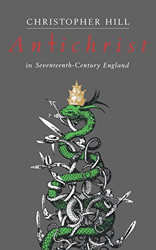 9780860919971: Antichrist in Seventeenth-Century England (Riddell Memorial Lectures)