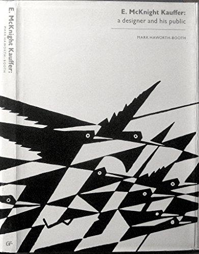 9780860920342: E.McKnight Kauffer: A Designer and His Public