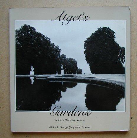 9780860920373: Atget's Gardens: Selection of Eugene Atget's Garden Photographs