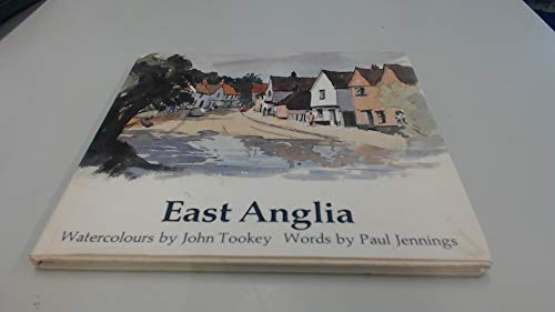 EAST ANGLIA WATERCOLOURS. (SIGNED)