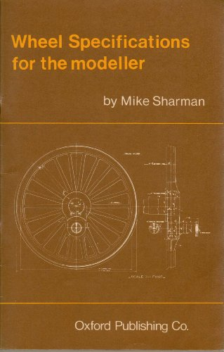 9780860930280: Wheel Specification Book