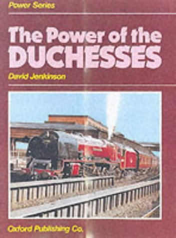 The power of the Duchesses (Power series) (9780860930631) by D Jenkinson
