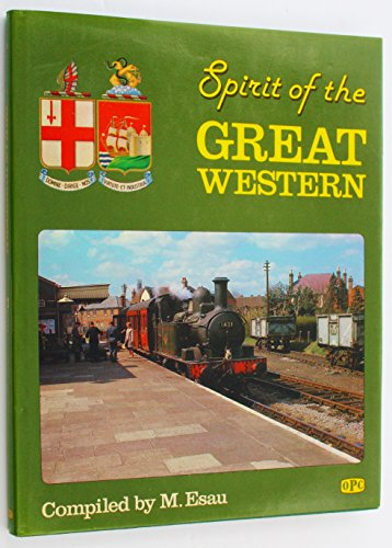 Spirit of the Great Western: ESAU, Mike &