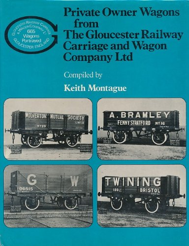 9780860931249: Private Owner Wagons from the Gloucester Railway Carriage and Wagon Co., Ltd.