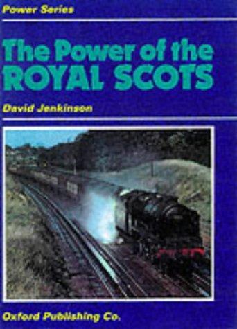 The Power of Royal Scots (Power series): Jenkinson, David
