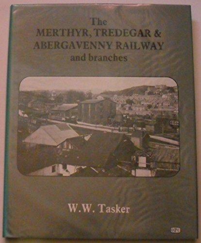9780860933397: Merthyr, Tredegar and Abergavenny Railway and Branches