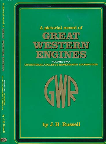 9780860933991: A Pictorial Record of Great Western Engines Vol. Two (Vol 2)