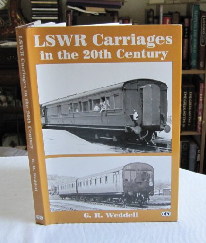 9780860935551: LSWR Carriages in the 20th Century