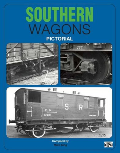 Southern Wagons: Pictorial. Vol 5 in Series.