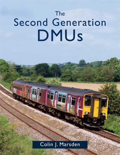 9780860936244: The Second Generation DMUs