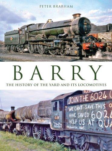 Barry the History of the Yard &/Locomoti: Brabham, Peter