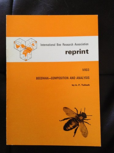 9780860980872: Beeswax: Composition and Analysis